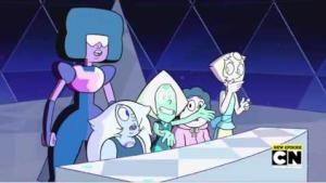Steven Universe Crystal Gems Peridot