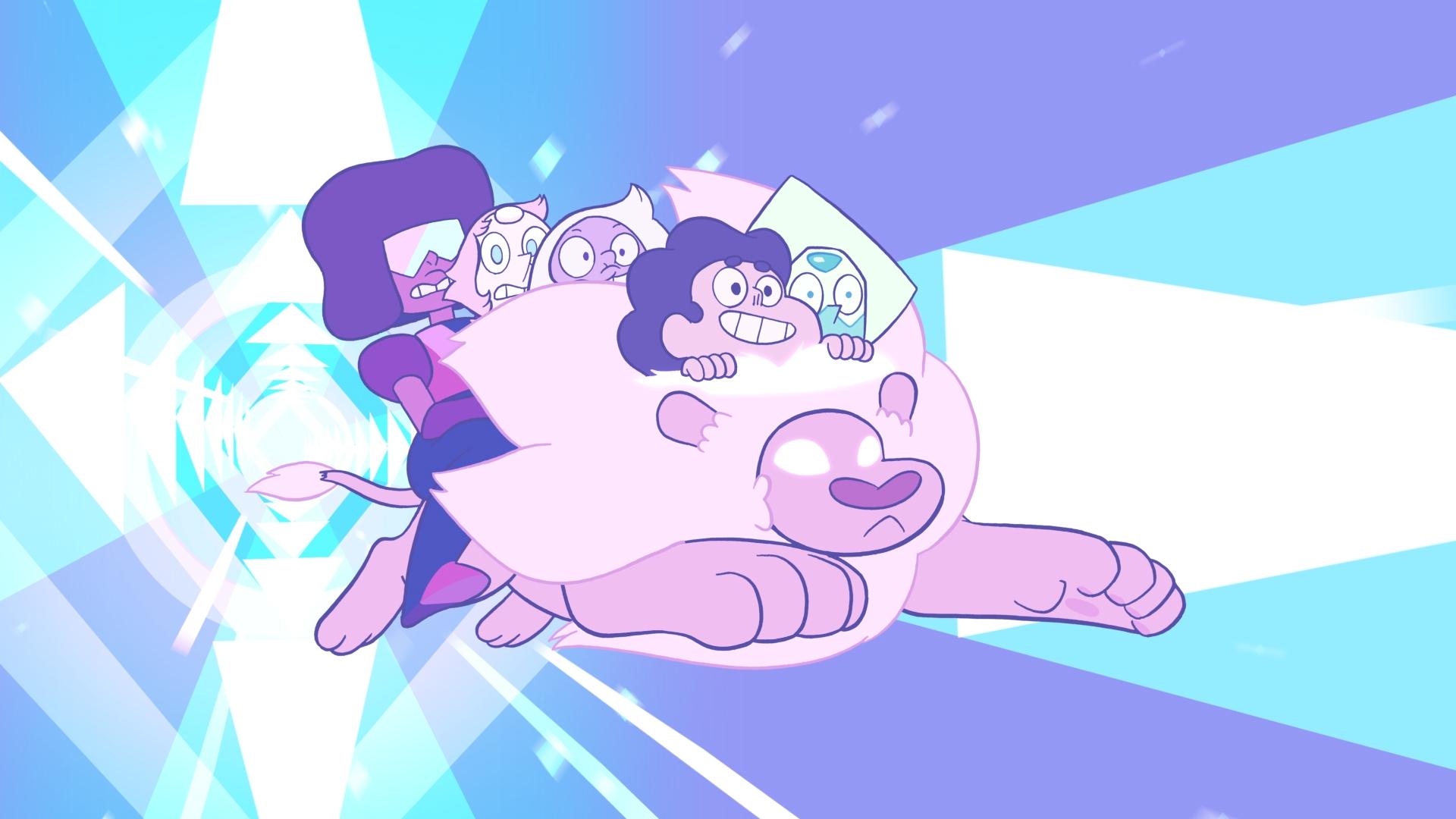 Steven Universe It Could've Been Great Crystal Gems Lion