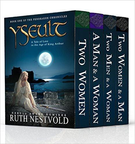 Yseult by Ruth Nestvold