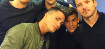 Did Colton Haynes Just Come Out to His Fans?
