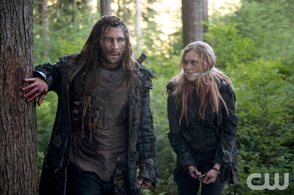The 100 3x2, Roan and Clarke