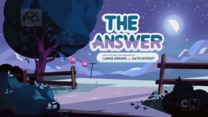Steven Universe The Answer