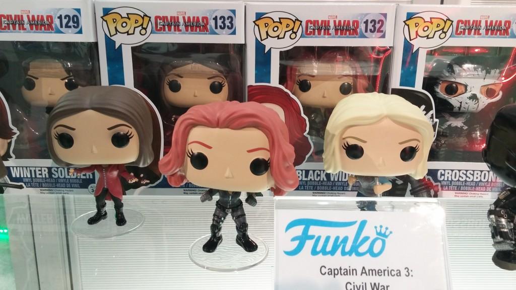 Funko CW