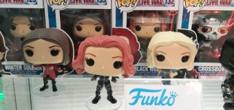 "Funko Continues to Put the ""Pop!"" in Pop Culture"