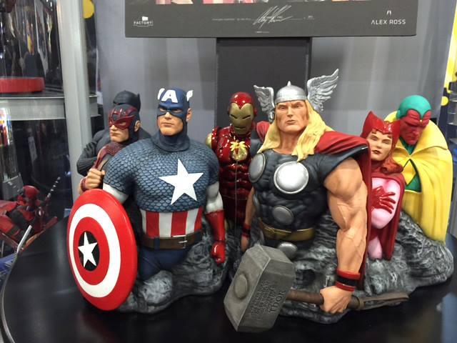 avengers bust