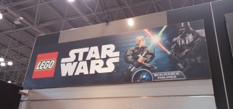 Star Wars and Super Heroes: LEGO at Toy Fair 2016