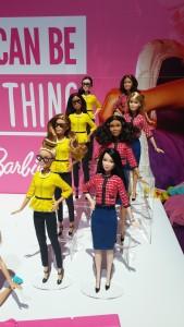 Mattel Barbies