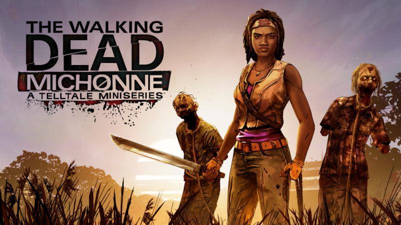 Michonne The Walking Dead Game