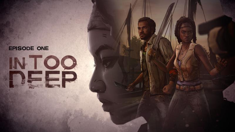 Michonne Episode In Too Deep