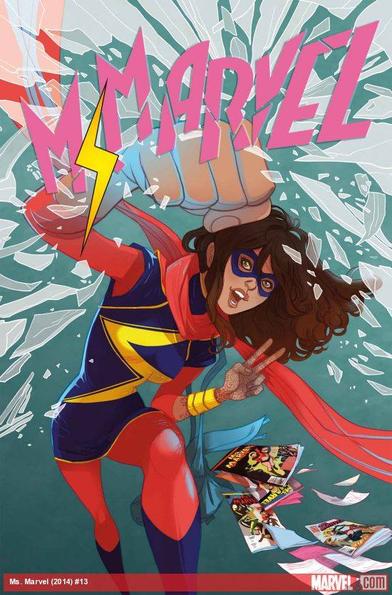 Ms. Marvel title