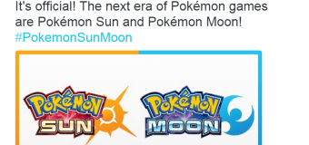 Pokémon Sun and Moon Confirmed to Hit 3DS This Year!