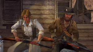 fictional relationships john marston bonnie macfarlane red dead redemption