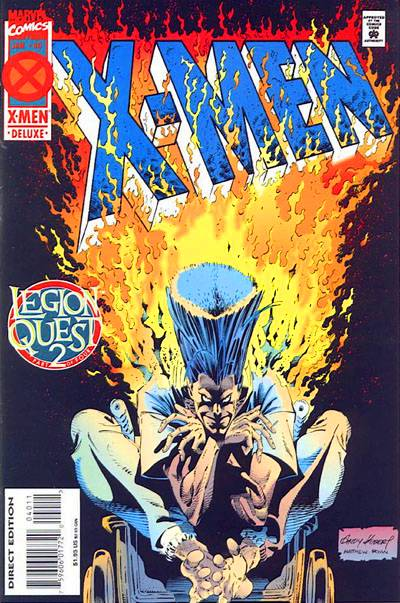 X Men Legion Title