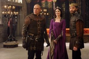 Madalena, Richard, and Garreth