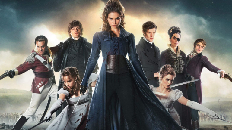 Pride and Prejudice and Zombies cast