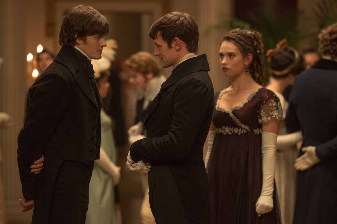 Pride and Prejudice and Zombies, Oh My! - The Geekiary