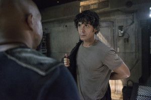 the 100, Bellamy