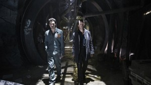 The Expanse 1x09, Holden and Miller