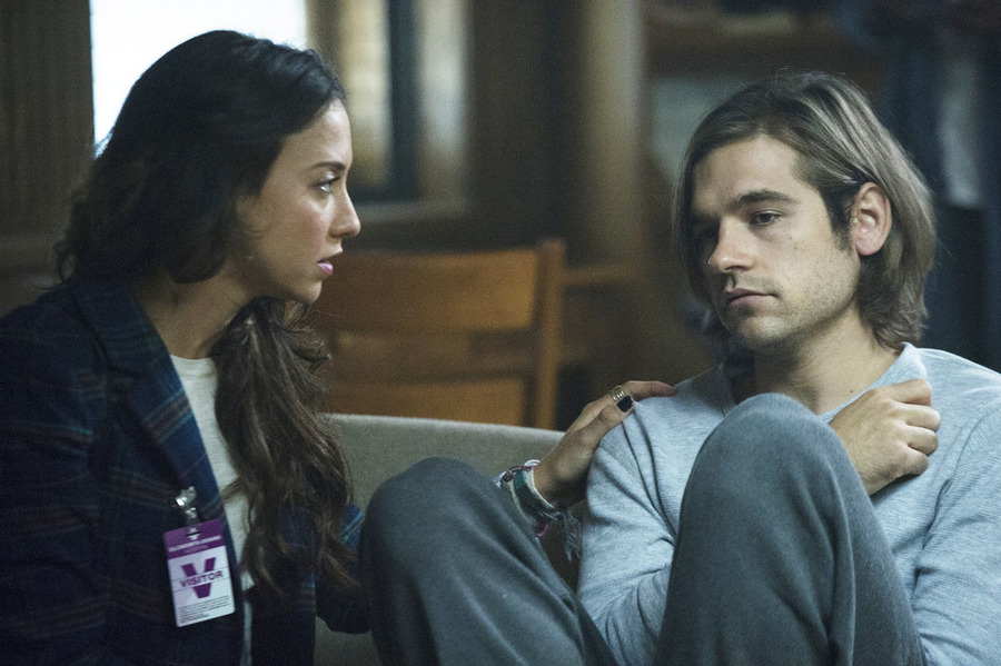 The Magicians 1x04, Quentin & Julia