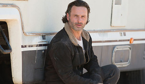 Knots Untie The Walking Dead Rick Grimes