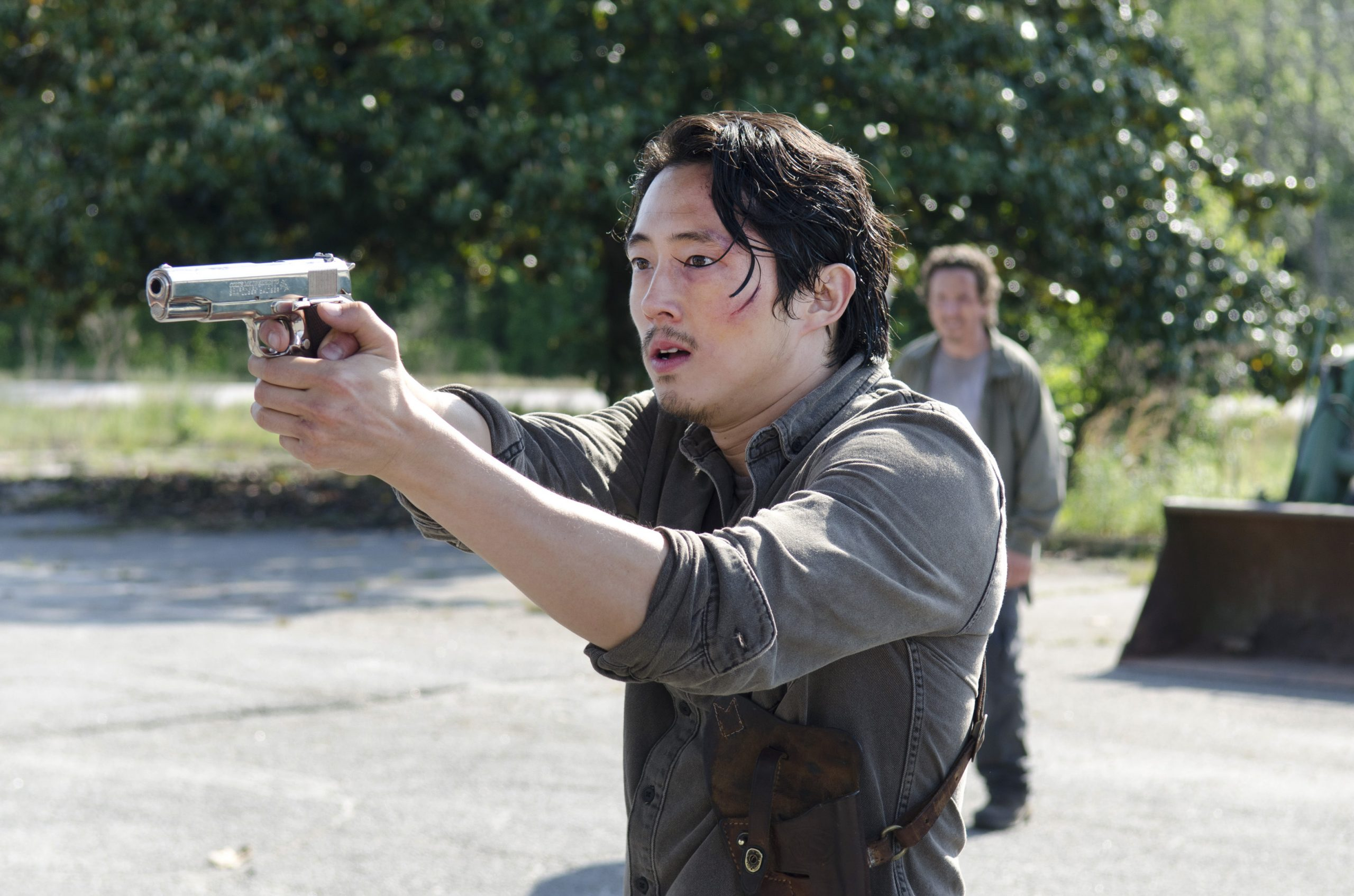 Glenn Rhee The Walking Dead Season 6