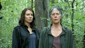 The Same Boat The Walking Dead Carol Peletier Maggie Greene