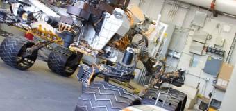 BB-8 Visits NASA's JPL, Given VIP Tour