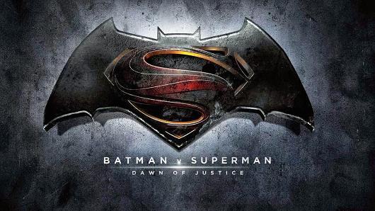 Batman v. Superman title