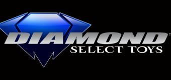 Diamond Select Toys at C2E2