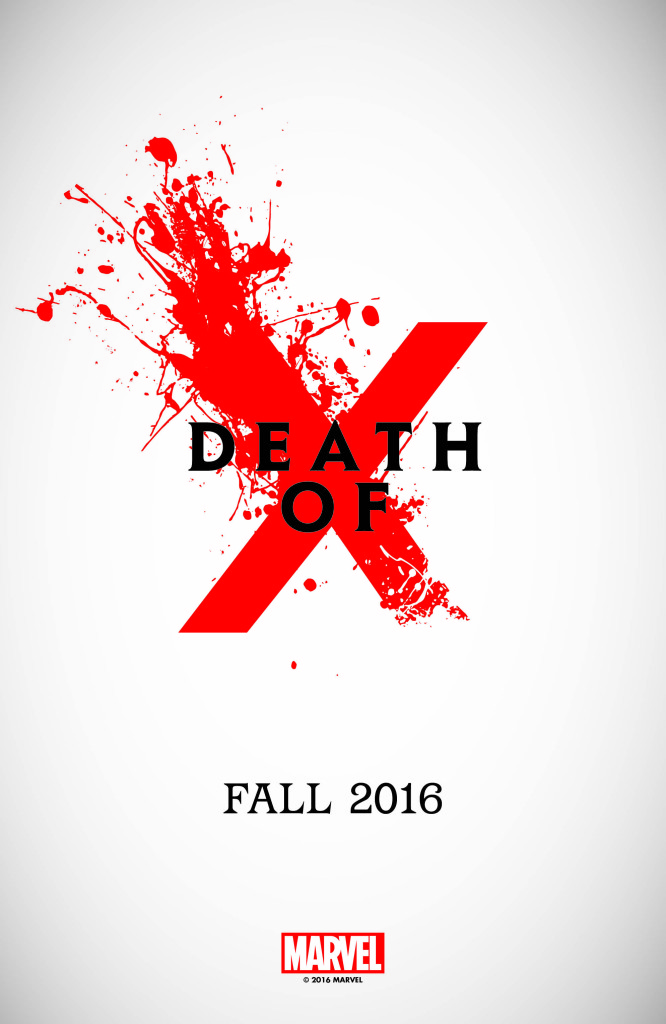 Death of X Tease