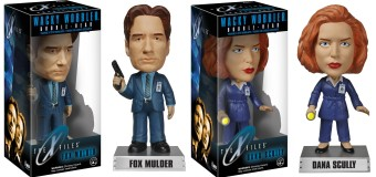 X-Files Bobble head Doll Giveaway!