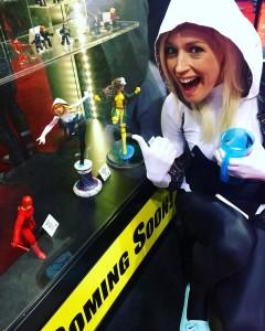 Diamond Select Toys Spider-Gwen C2E2
