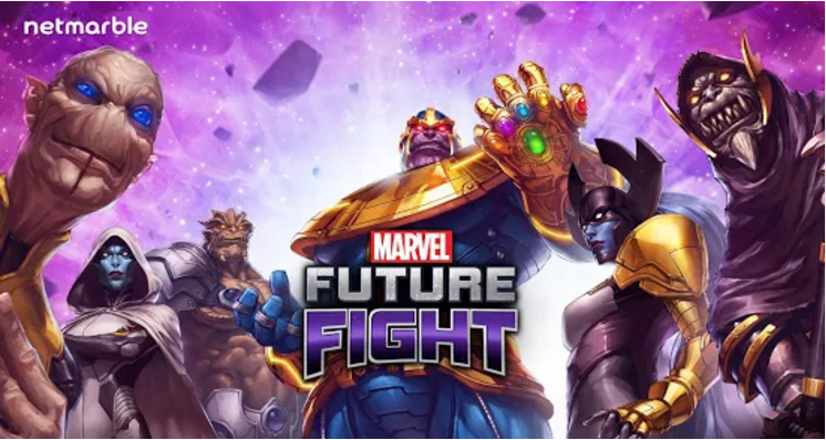 Marvel Future Fight update 2.0.0