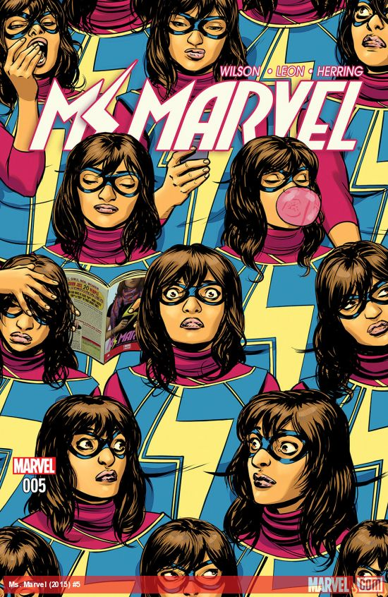 Ms. Marvel 'Army of One' Part II