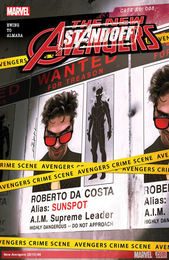 New Avengers #8 'Of Course, You Realize'