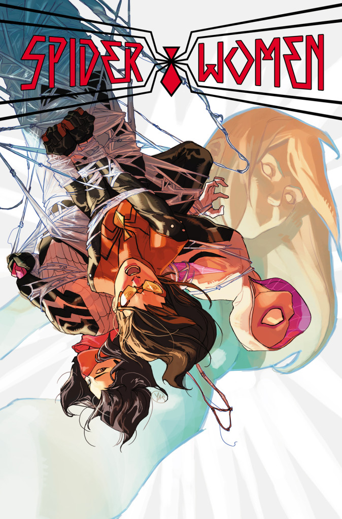Spider-Women cover