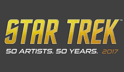 Star Trek: 50 Artists. 50 Years