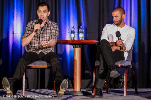 Survival Con - The 100 - Sachin Sahel and Jarod Joseph