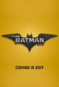 The Lego Batman Movie promotional poster
