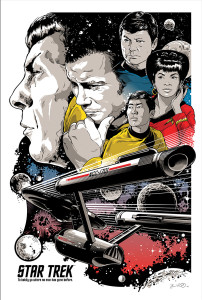 To Boldly Go By Joshua Budich