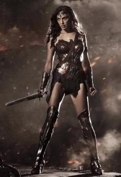 Batman vs. Superman Gal Gadot Wonder Woman