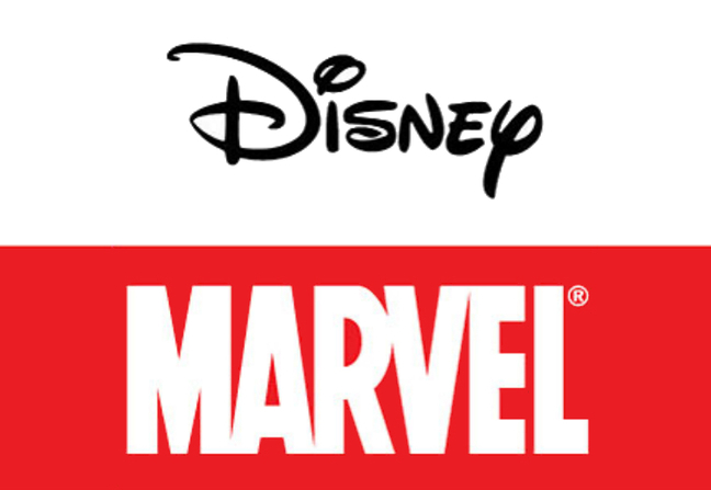 Disney Marvel logo buying 21st Century Fox