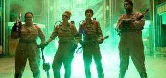 Release of new Ghostbusters Trailer Causing a Buzz on Social Media