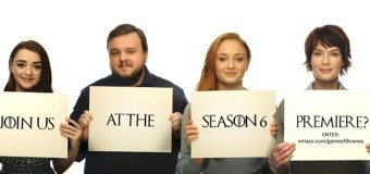 'Game of Thrones' Cast Lends Voice To Fight For Syrian Refugees