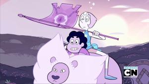 steven universe score pearl rose's scabbard