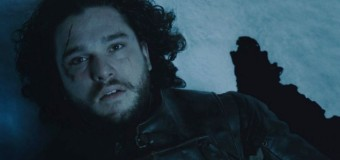 Script Tries to Convince Us Jon Snow Is Dead, I'm Not Buying It