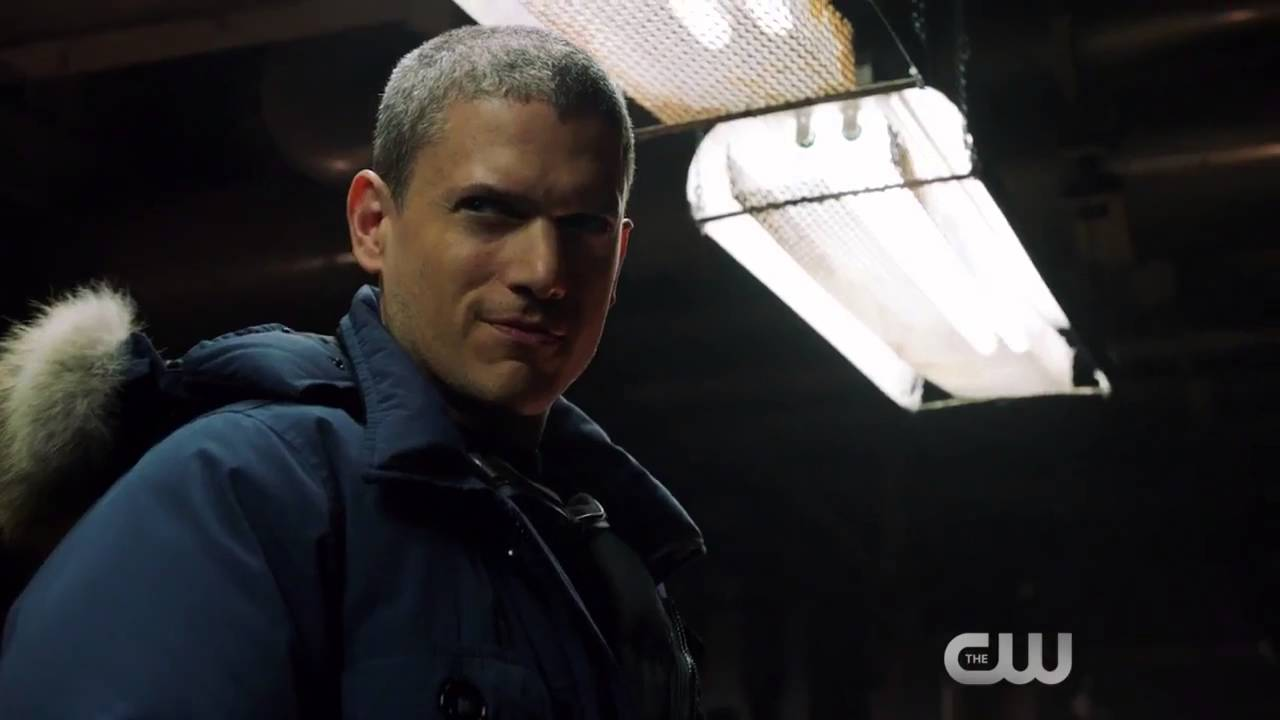 Wentworth Miller Speaks Out About Depression In Response To Meme