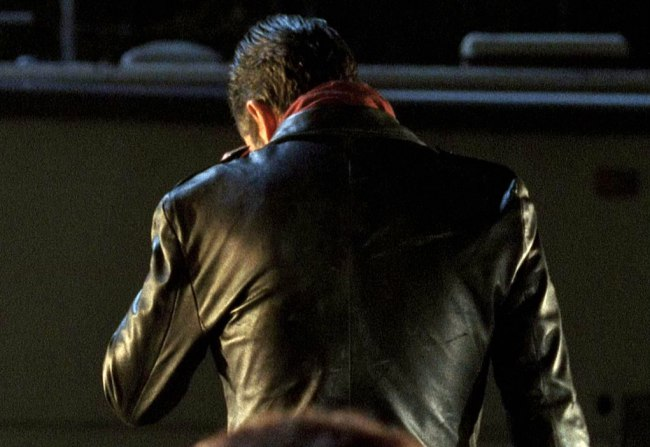 The Walking Dead's True Big Bad Negan