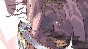 steven universe score opal giant woman