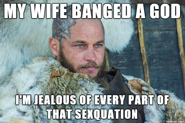 annoyed ragnar mercy vikings 4x3 the geekiary